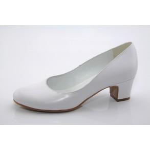7b2e9305b8 Fehér menyasszonyi cipő Carissa