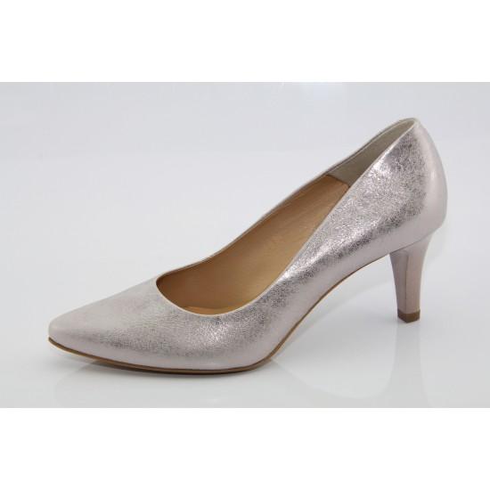 Rose-Silver menyasszonyi cipő  Agnes