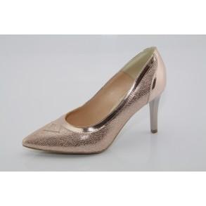 bf700b8d43 Gold-rose esküvői cipő Anett