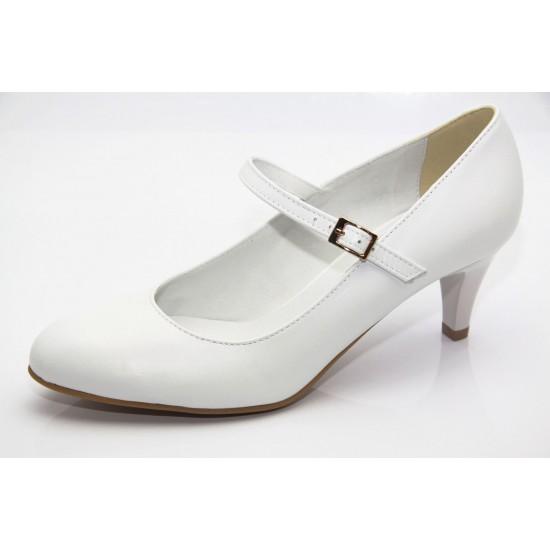 Esküvői cipő fehér Bianca