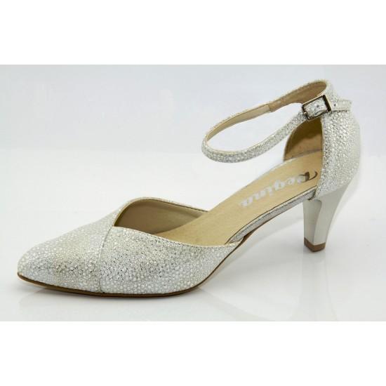 Kényelmes esküvői cipő Caprice