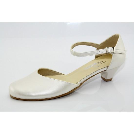 Esküvői cipő ekrü Sarlott